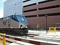 Florida Health SunRail Station; Amtrak passes through.JPG