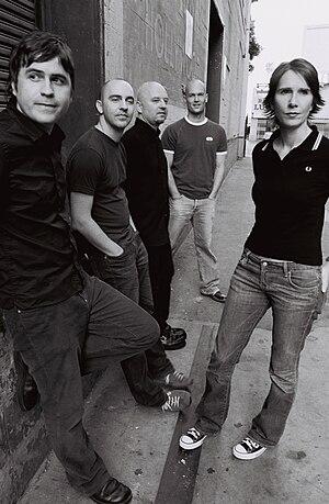 Fonda (band) - Image: Fonda Alley 1