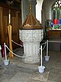 Font, Church of St Peter, St Paul and St Thomas of Canterbury - geograph.org.uk - 932117.jpg