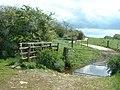 Footbridge and Ford, near Bilsborrow - geograph.org.uk - 13142.jpg
