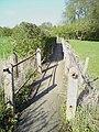 Footpath, Blaby - geograph.org.uk - 1259364.jpg