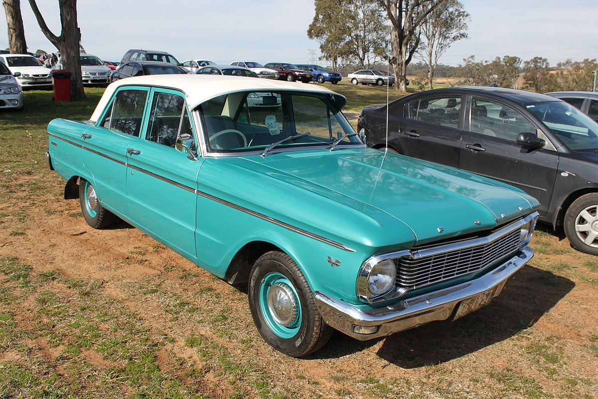 Ford Falcon (XP) - Wikipedia on