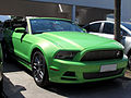 Ford Mustang GT 3.7 Club of America Convertible 2014 (18878857708).jpg