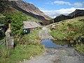 Ford at Tal-y-mignedd farm - geograph.org.uk - 1502471.jpg