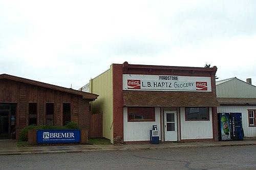 Fordville mailbbox