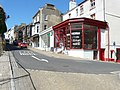 Fore Street at the junction with Sommer's Crescent leading up to the High Street - geograph.org.uk - 900347.jpg