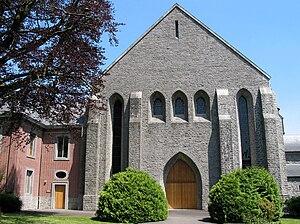 Forges - Abbaye ND de Scourmont (2)