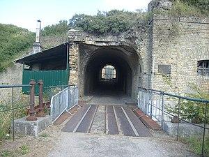 Cross de l'Acier - The Fort des Dunes, an old military fortification, is the race venue