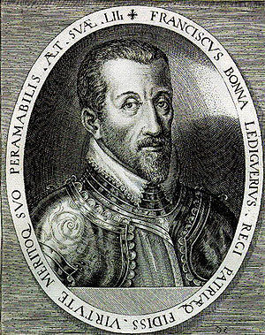 Dauphiné - François de Bonne, duc de Lesdiguières