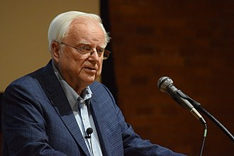 Frank Drake - Frank Drake, speaking at Cornell University in 2017
