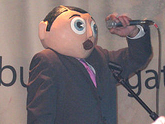 Chris Sievey - Image: Frank sidebottom