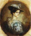 Franz von Lenbach - Portrait of a Lady.jpg