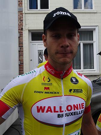Frasnes-lez-Anvaing - Tour de Wallonie, étape 1, 26 juillet 2014, départ (B013).JPG