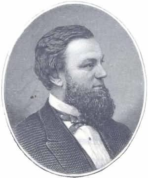 Frederick H. Billings - Frederick Billings c. 1876