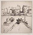 Frederick Richards - Richards-98204 - The Ferry, Mahmoudieh Canal, Egypt.jpg