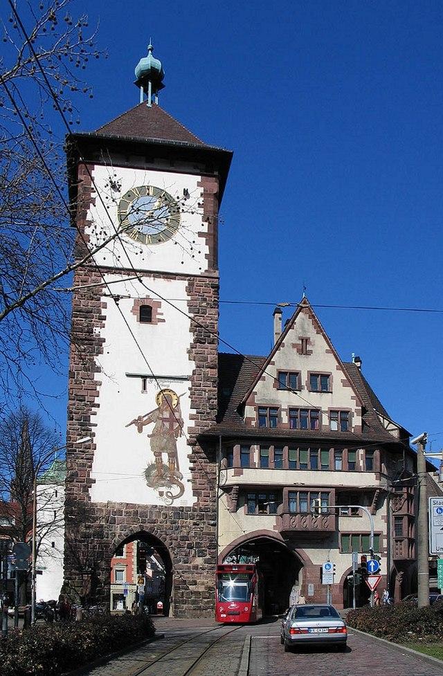 Bauunternehmen Freiburg Im Breisgau schwabentor freiburg im breisgau wikiwand