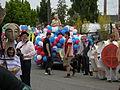Fremont Solstice Parade 2008 - George Bush 03.jpg