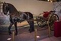 Fries Landbouwmuseum Earnewâld - Fries paard met sjees.jpg
