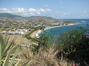 Frigate Bay St. Kitts