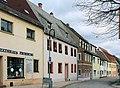 Frohburg, Häuserzeile in der Webergasse.JPG