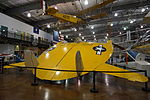 "Frontiers of Flight Museum December 2015 070 (Vought V-173 ""Flying Pancake"").jpg"