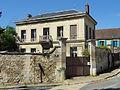 Frouville (95), maison de style Directoire, Grande-rue.JPG