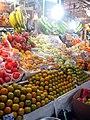 Fruit stall@Ying-Charoen Market , ร้านขายผลไม้ที่ตลาดยื่งเจริญ - panoramio.jpg
