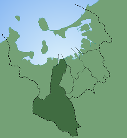 Location of Sawara Ward in Fukuoka