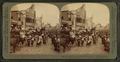 "Fun makers on the crowded Pike - a street enticing ""shows"". St. Louis, Mo, from Robert N. Dennis collection of stereoscopic views.png"
