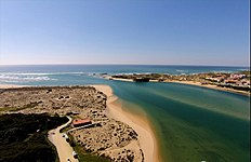 Furnas Beach, VN de Milfontes, Portugal
