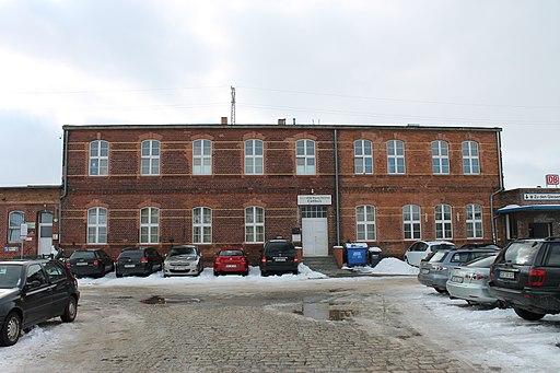 Güterabfertigung Bahnhof Cottbus 2