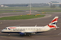 G-LCYG - E170 - BA CityFlyer