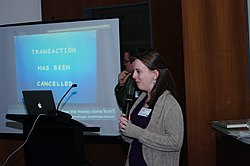 GLAM Wiki in Canberra, 2009 (Image: Gnangarra)