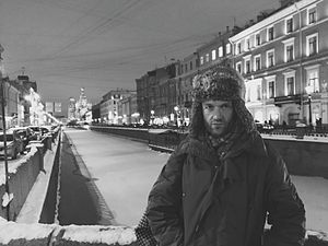 Gabriel Prokofiev - Composer, Producer, and DJ Gabriel Prokofiev in St Petersburg, Russia