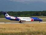 GainJet Aviation, SX-DGM, Embraer ERJ-145 (20833938832).jpg
