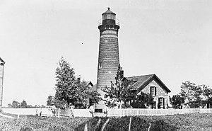 Galloo Island Light - Image: Gallooisland