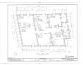 Garcia-Dummitt House, 279 Saint George Street, Saint Augustine, St. Johns County, FL HABS FLA,55-SAUG,28- (sheet 2 of 4).png
