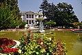 Gardens of Dolmabahçe Palace, Istanbul, Turkey 003.jpg