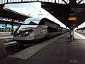 Gare de l'Est - mars 2013 - TGV reseau 510 carmillon.JPG