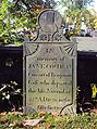 Gass (Jane Cochran), Lebanon Church Cemetery, 2015-10-23, 02.jpg