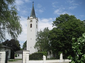 Gattendorf, Austria - Holy Trinity Church