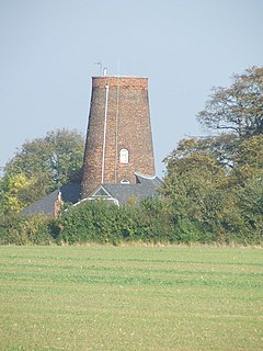 Gazeley Windmill