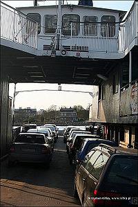 Gdańsk Wisłoujście-Nowy Port Ferry.JPG