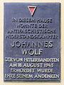 Gedenktafel Rykestr 22 (Prenzl) Johannes Wolf.jpg