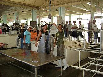 General Santos - Fish Port of General Santos City