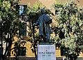 Genova-Sampierdarena, monumento al pittore Nicolò Barabino di Augusto Rivalta 7.jpg