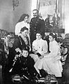 Georg Alexander of Mecklenburg-Strelitz with his wife and children.jpg
