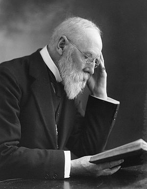 George Abraham Grierson - Grierson in June 1920. Photo from the National Portrait Gallery.
