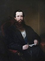 George Frederick Samuel 1st Marquess of Ripon 1872