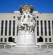 George Gordon Meade Memorial, DC